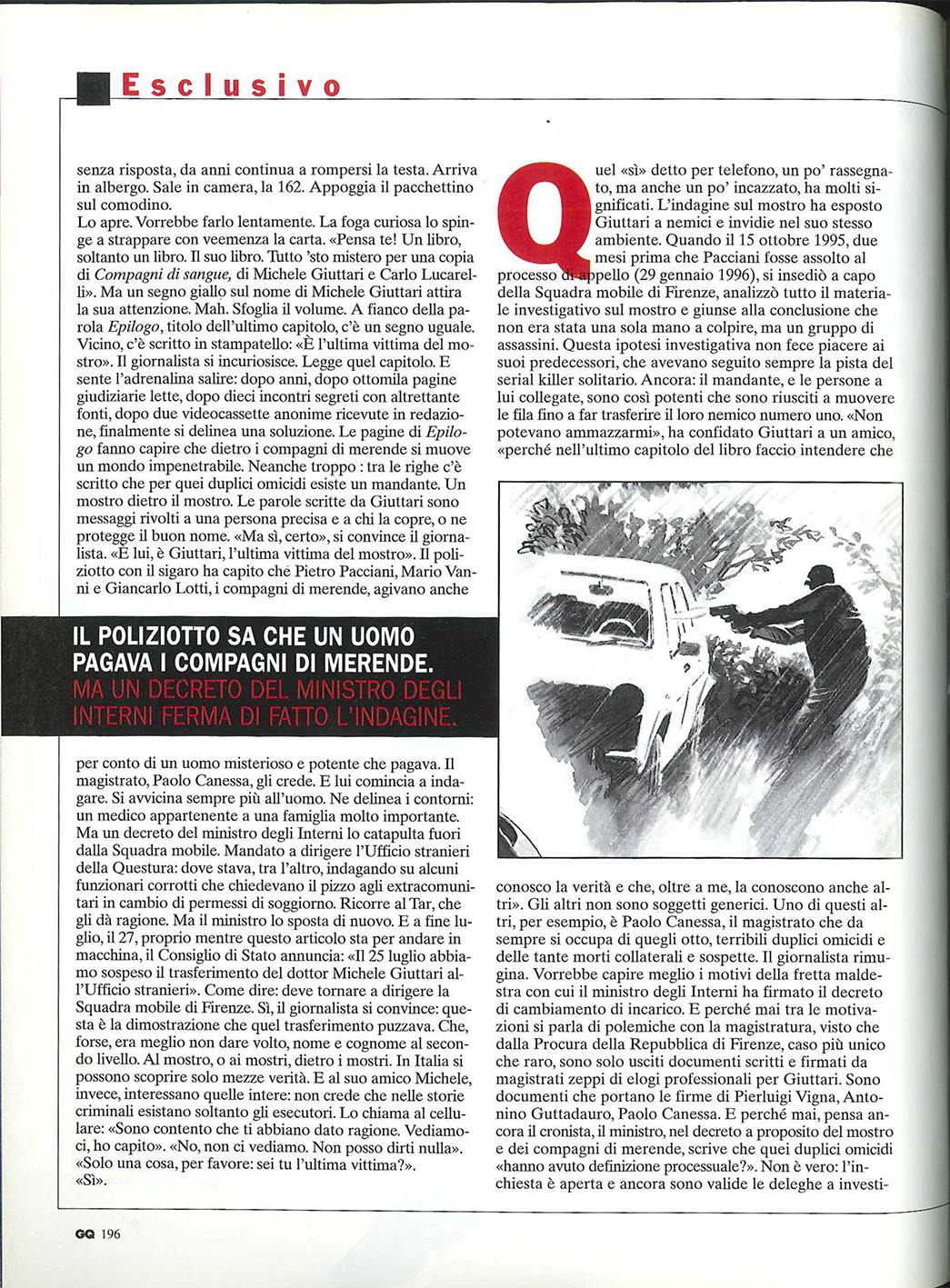Mostro di Firenze GQ pag2