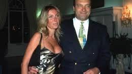 Amedeo Gennaro Matacena e la moglie Chiara Rizzo