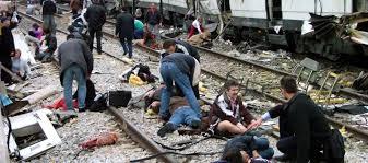 Madrid 11 marzo 2004. Attentato stazione di Atocha