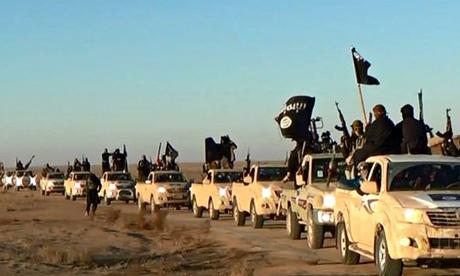 L'esercito del Califfato
