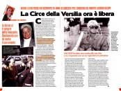 Maria Luigia Redoli sul numero 4 di Quarto Grado Magazine