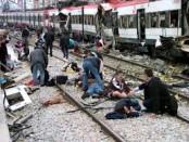 11marzo 2004. Madri. Stazione di Atocha