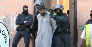 Arresto di un jihadista a Ceuta