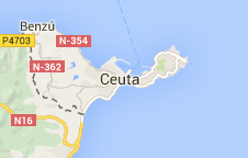 Ceuta, città spagnola in Marocco, banca e albergo dei jihadisti