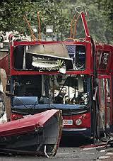Londra sette luglio 2005