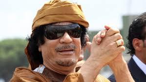 Muammar Al Qaddafi  detto Gheddafi