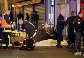 13 novembre 2015. Attacco a Parigi