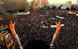 2011. Il Cairo. Piazza Tahir