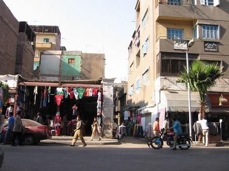 Il Cairo. I luoghi di Giulio Regeni