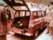 Il cadavere di Aldo Moro