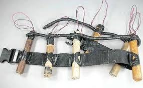 Cintura esplosiva