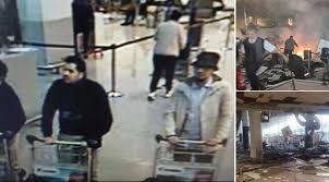 Presunti kamikaze all'aeroporto di  Bruxelles