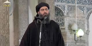 Il Califfo Abu Bakr al-Baghdadi