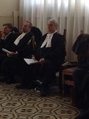 L'avvocato Luigi Fratini