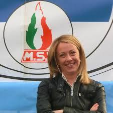 Simbolo Msi. Denunciati Franco Mugnai e Giorgia Meloni
